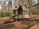 Otevření lesního dětského hřiště Mechovka a Na vojenské 1