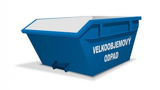 Svoz objemného odpadu - VOK 1